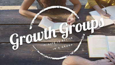 ONLINE Sunday Morning Growth Groups