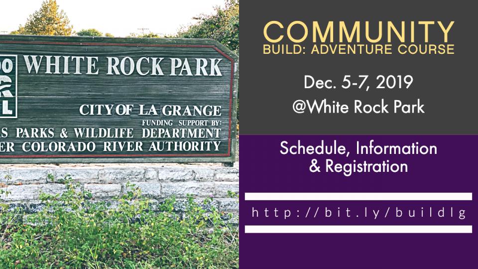 Community Event: White Rock Build