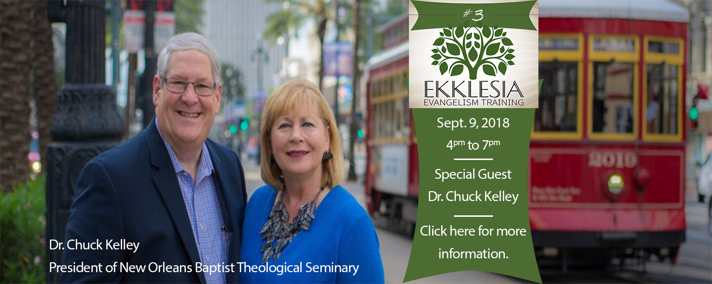 Ekklesia #3 - Sep 9 2018 4:00 PM