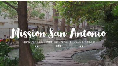 Students: Mission San Antonio
